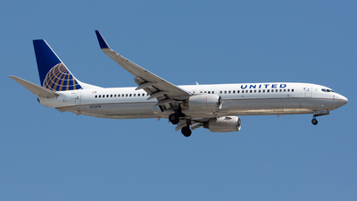 N75410 - Boeing 737-924 - United Airlines