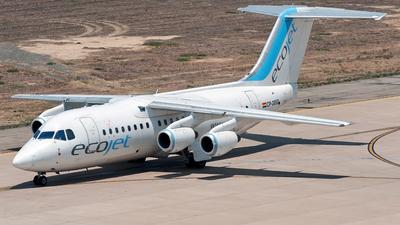 A picture of CP2850 - Avro RJ85 - [E2277] - © Steve Brimley