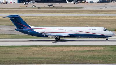 N208US - McDonnell Douglas DC-9-32(F) - USA Jet Airlines