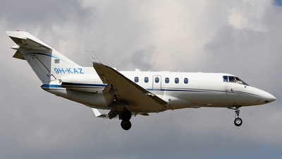 9H-KAZ - Hawker Beechcraft 900XP - Hyperion Aviation