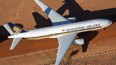 9V-SVB - Boeing 777-212(ER) - Singapore Airlines