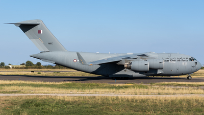 A7-MAC - Boeing C-17A Globemaster III - Qatar - Air Force