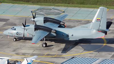 EJC1147 - Antonov An-32B - Colombia - Army