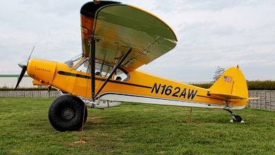 N162AW - Piper PA-18-150 Super Cub - Private