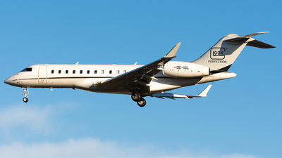 OE-IGL - Bombardier BD-700-1A10 Global 6000 - Private
