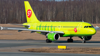 A picture of VPBHK - Airbus A319114 - S7 Airlines - © KomradAlexey