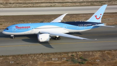 G-TUID - Boeing 787-8 Dreamliner - Thomson Airways