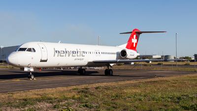VH-VKP - Fokker 100 - Alliance Airlines