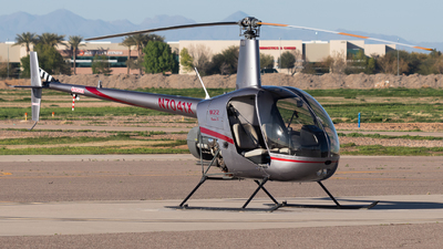 N7041X - Robinson R22 Beta II - Private