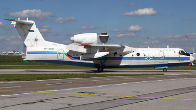 RF-31121 - Beriev Be-200ChS - Russia - Ministry for Emergency Situations (MChS)