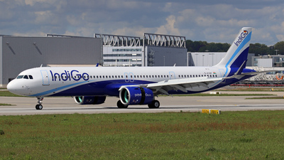 D-AYAK - Airbus A321-271NX - IndiGo Airlines
