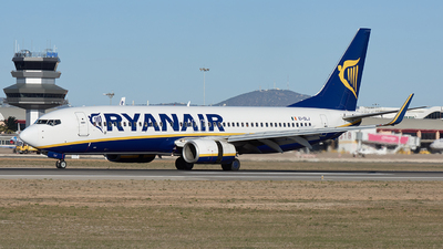 A picture of EIDLJ - Boeing 7378AS - Ryanair - © Fernando Roca