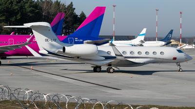 OE-LTF - Gulfstream G650 - Avcon Jet