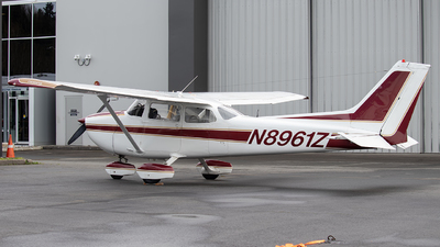 N8961Z - Cessna 172M Skyhawk - Private