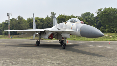 TS-2701 - Sukhoi Su-27SK Flanker  - Indonesia - Air Force