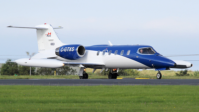 A picture of CGTXS - Learjet 35A - [35653] - © Ian Howat