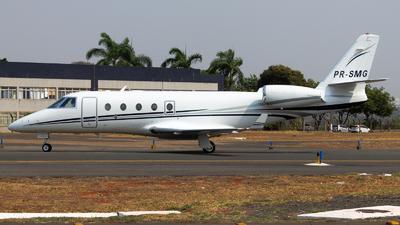 PR-SMG - Gulfstream G150 - Private