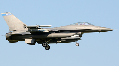 91-0341 - General Dynamics F-16CJ Fighting Falcon - United States - US Air Force (USAF)