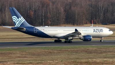 F-HTAC - Airbus A330-223 - Aigle Azur