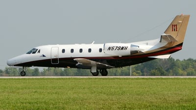 N579MH - Cessna 560XL Citation Excel - Private