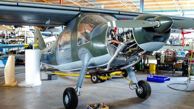 ZU-FKH - Dornier Do-27A1 - Private