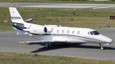 N155RW - Cessna 560XL Citation XLS - Private