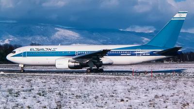 4X-EAA - Boeing 767-258 - El Al Israel Airlines