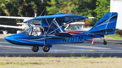 N70TM - Progressive Aerodyne Searey LSA - Private