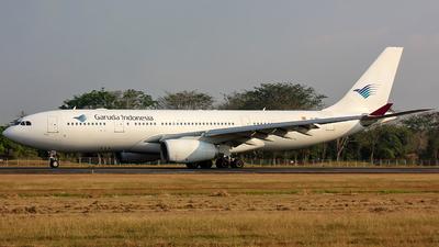 EC-MNY - Airbus A330-243 - Garuda Indonesia (Wamos Air)