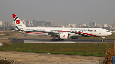 A picture of S2AFO - Boeing 7773E9(ER) - Biman Bangladesh Airlines - © Royed Bin Masud