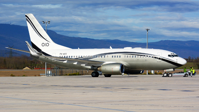 P4-ACC - Boeing 737-74Q(BBJ) - Aviation Horizons