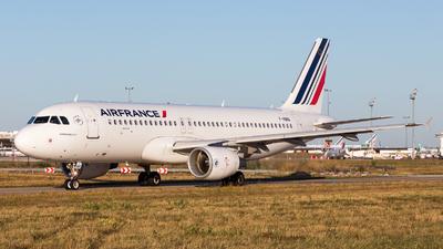 F-HBNG - Airbus A320-214 - Air France