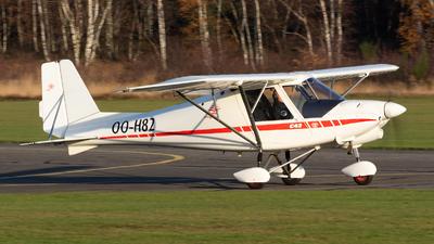 OO-H82 - Ikarus C-42 - Private