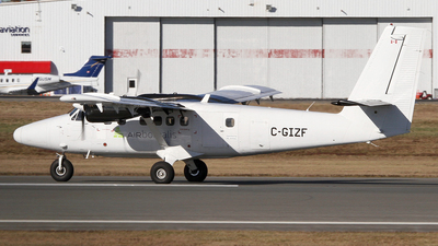 A picture of CGIZF - De Havilland Canada DHC6300 Twin Otter - PAL Airlines - © Barry Shipley