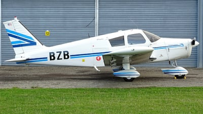 ZK-BZB - Piper PA-28-160 Cherokee - Private