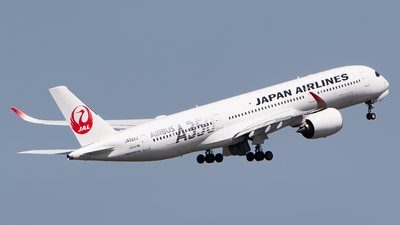 A picture of JA02XJ - Airbus A350941 - Japan Airlines - © H.Hayashi