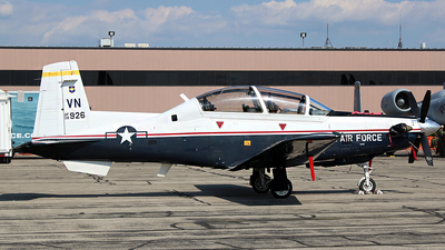 08-3926 - Raytheon T-6A Texan II - United States - US Air Force (USAF)