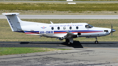VH-OWR - Pilatus PC-12/47E - Royal Flying Doctor Service of Australia (Western Operations)