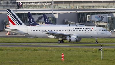 A picture of FHEPE - Airbus A320214 - Air France - © Rafal Pruszkowski