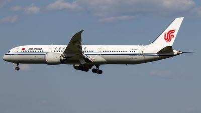B-1368 - Boeing 787-9 Dreamliner - Air China