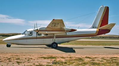 VH-IBY - Aero Commander 500S - Private