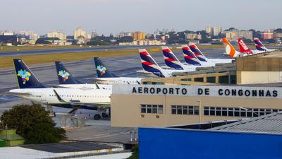 SBSP - Airport - Ramp