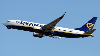 EI-FRZ - Boeing 737-8AS - Ryanair