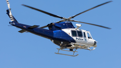 VH-PHZ - Bell 412EPI - Australia - New South Wales Police
