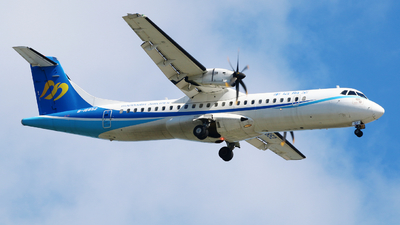 A picture of B16852 - ATR 72600 - Mandarin Airlines - © R-H Chen