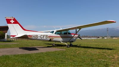 HB-CFB - Cessna 172RG Cutlass RG - Private