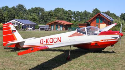 D-KDCN - Scheibe SF.25C Falke - Luftsportverein Borken