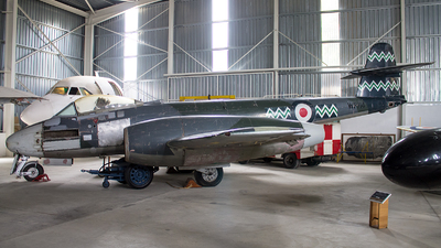 WK914 - Gloster Meteor F.8 - United Kingdom - Royal Air Force (RAF)
