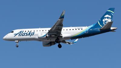 N638QX - Embraer 170-200LR - Alaska Airlines (Horizon Air)