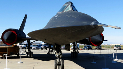 61-7973 - Lockheed SR-71A Blackbird - United States - US Air Force (USAF)